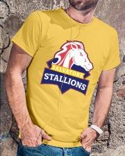 STALLIONS - LEGACIES Classic T-Shirt lifestyle-mens-crewneck-front-4
