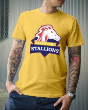 STALLIONS - LEGACIES Classic T-Shirt lifestyle-mens-crewneck-front-6