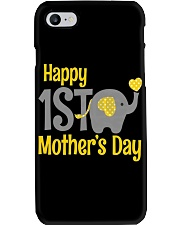 first Mother's Day Elephant 2018 Phone Case thumbnail