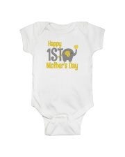 first Mother's Day Elephant 2018 Onesie thumbnail