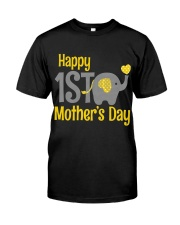 first Mother's Day Elephant 2018 Classic T-Shirt thumbnail