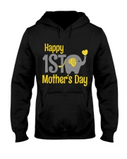 first Mother's Day Elephant 2018 Hooded Sweatshirt thumbnail