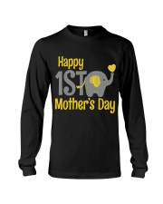 first Mother's Day Elephant 2018 Long Sleeve Tee thumbnail
