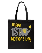 first Mother's Day Elephant 2018 Tote Bag thumbnail