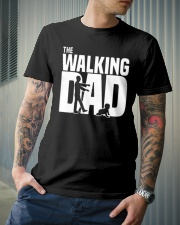 THE WALKING DAD Classic T-Shirt lifestyle-mens-crewneck-front-6
