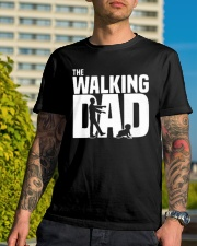THE WALKING DAD Classic T-Shirt lifestyle-mens-crewneck-front-8