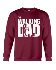 THE WALKING DAD Crewneck Sweatshirt thumbnail