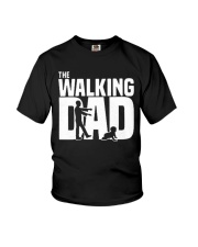 THE WALKING DAD Youth T-Shirt thumbnail
