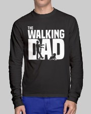 THE WALKING DAD Long Sleeve Tee lifestyle-unisex-longsleeve-front-1