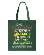 PHYSICIAN ASSISTANTS Tote Bag thumbnail