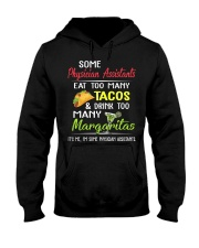 PHYSICIAN ASSISTANTS Hooded Sweatshirt thumbnail