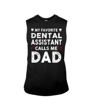 GIFTS FOR DENTAL ASSISTANT'S DADS Sleeveless Tee thumbnail
