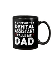 GIFTS FOR DENTAL ASSISTANT'S DADS Mug thumbnail