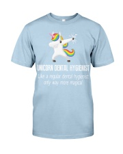 Unicorn Dental Hygienist Classic T-Shirt tile