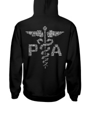 LIMITED EDITION - JUST FOR PHYSICIAN ASSISTANTS Hooded Sweatshirt thumbnail