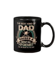 A SPECIAL GIFT FOR DENTAL HYGIENIST'S DADS Mug thumbnail