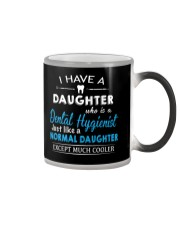 A PERFECT GIFT FOR DENTAL HYGIENIST'S DADS Color Changing Mug thumbnail