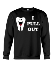 I Pull Out Crewneck Sweatshirt thumbnail