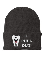 I Pull Out Knit Beanie thumbnail