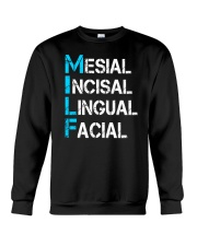 Mesial Incisal Lingual Facial Crewneck Sweatshirt thumbnail