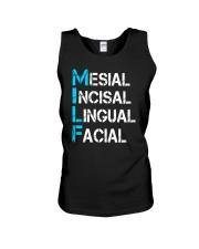 Mesial Incisal Lingual Facial Unisex Tank thumbnail
