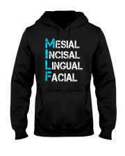 Mesial Incisal Lingual Facial Hooded Sweatshirt thumbnail