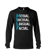 Mesial Incisal Lingual Facial Long Sleeve Tee thumbnail