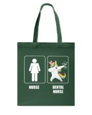 Cool Dental Nurse Tote Bag thumbnail