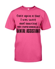 DENTAL ASSISTANTS Classic T-Shirt thumbnail