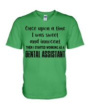 DENTAL ASSISTANTS V-Neck T-Shirt thumbnail