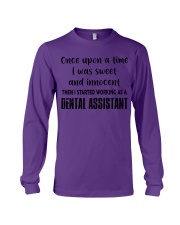 DENTAL ASSISTANTS Long Sleeve Tee thumbnail