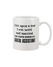 DENTAL ASSISTANTS Mug thumbnail