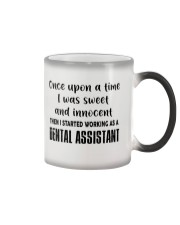 DENTAL ASSISTANTS Color Changing Mug thumbnail