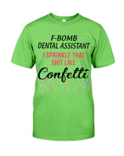Just for Dental Assistants Classic T-Shirt thumbnail
