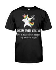 Unicorn Dental Assistants Classic T-Shirt thumbnail