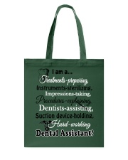 LIMITED EDITION - JUST FOR DENTAL ASSISTANT Tote Bag thumbnail
