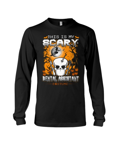 LIMITED EDITION - DENTAL ASSISTANT'S HALLOWEEN