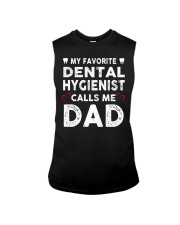 GIFTS FOR DENTAL HYGIENIST'S DADS Sleeveless Tee thumbnail
