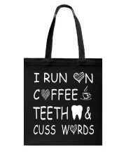 Just for Dental Tote Bag thumbnail