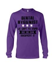 DENTAL HYGIENISTS Long Sleeve Tee thumbnail