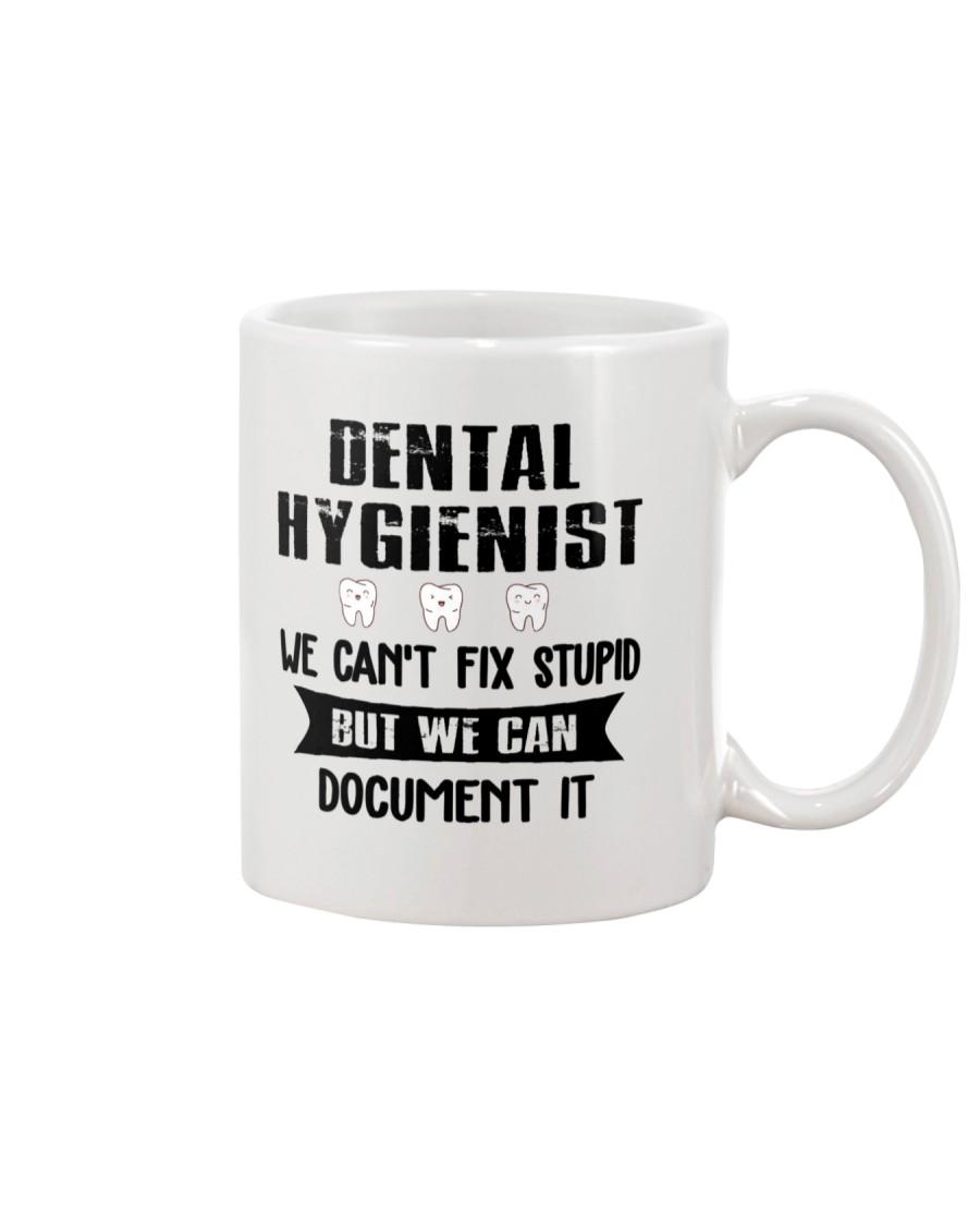 DENTAL HYGIENISTS Mug