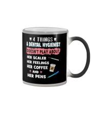 Just for Dental Hygienists Color Changing Mug thumbnail
