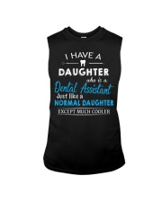 A PERFECT GIFT FOR DENTAL ASSISTANT'S DADS Sleeveless Tee thumbnail