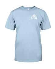 DENTAL HYGIENIST FACTS Classic T-Shirt thumbnail