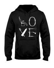 DENTAL LOVE Hooded Sweatshirt thumbnail