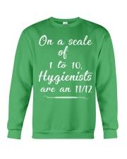DENTAL HYGIENIST Crewneck Sweatshirt thumbnail