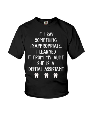 Dental Assitant Aunt