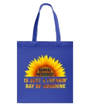 Just for Dental Hygienists Tote Bag thumbnail