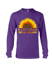 Just for Dental Hygienists Long Sleeve Tee thumbnail
