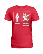 Cool Physician Assistant Ladies T-Shirt thumbnail